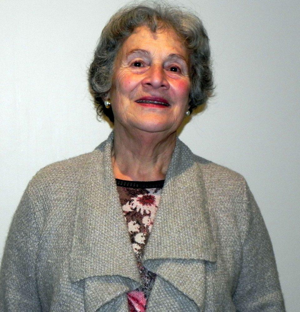 THURON Marie-Claire
